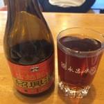 台湾料理 海鮮館 - 紹興酒(小瓶)