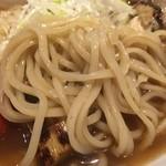 名前のないラーメン屋 - 淡麗らーめん(麺)