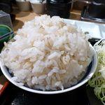 牛カツ京都勝牛 - ご飯大盛り(無料)