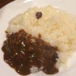 ポートサイドレストランkishida - ビーフカレー