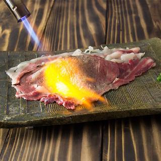 ★当店看板★肉寿司「さしとろ」
