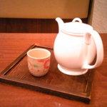 ロージン - ジャスミン茶(サービス)