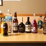 深川 吉野屋 - ドリンク写真:飲み放題メニュー