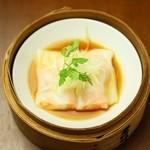 蝦入り米粉クレープ包み蒸し(1本)