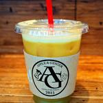アップル アンド ジンジャー - リンゴと生姜のジュース(アイス)