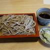 秦食堂 - 料理写真:もりそば