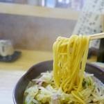 長崎ちゃんぽん・皿うどん専門店 尚  - 太麺