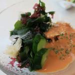PASTAまにあ - 海藻サラダ