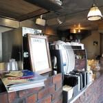 Camelback sandwich&espresso - 店内2