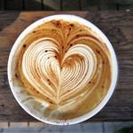 Camelback sandwich&espresso - チョコレートラテ