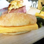 Camelback sandwich&espresso - すしやの玉子サンド