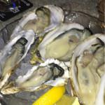 99円で牡蠣が食べられるお店 蘭鋳 - 生牡蠣