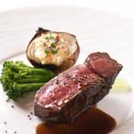 あざみ野 うかい亭 - 料理写真:うかい特選牛ステーキ ※画像はイメージです