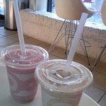 Smooch 恵比寿ガーデンプレイス店 - ストロベリーアプリコットとバナナピーナツバター