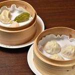 上海湯包小館 - 点心おすすめセット