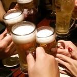 45510719 - 乾杯♪