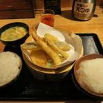 45511499 - 天ぷら定食 990円(税込)