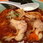 古寿茂 - 辛 鶏パイタン 塩