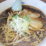 ラーメン北都 - ちぢれ太麺(醤油)2015.12
