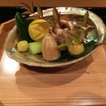 壽山 - 赤ナマコ       むしあわび       くわい       食用ほおずき       ぎんなん