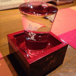 やきとりさとちゃん - 日本酒