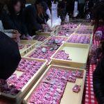 桔梗屋 - お菓子の詰め放題 15.12月