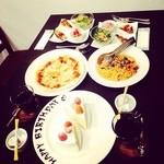 book cafe hazimari - 誕生日、記念日、パーティプラン