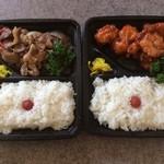 桔梗屋 - 社食弁当(299円)15.4月