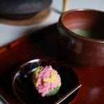桔梗屋 - 生和菓子 15.4月