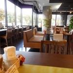 Cafe Lounge 凛 - 店内 2015.10