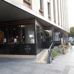 Cafe Lounge 凛 - 店舗外観 2015.10