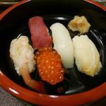 45519928 - 2015/11/28   コースの寿司