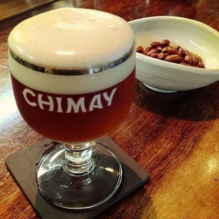 ベルギービールの生ビール