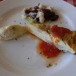リポッソ - 前菜