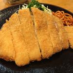 45520053 - 味噌とんかつ 定食で1750円
