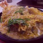 富士 - 海老もプリプリ食感です!