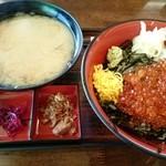 和風レストラン やまさ - イクラ丼(1296円)