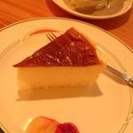 FLAGSTAFF CAFE - ニューヨークチーズケーキ