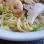 萬々亭 - 麺とスープ