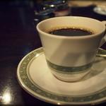 なかむら珈琲店 - コーヒー(450円)