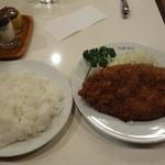 洋食すいす - メンチカツ(M)