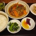 kawara CAFE&DINING - 日替わりkawara和定食¥980