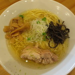 拉麺 きりん屋 - 徳島 鶏塩