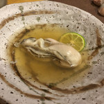 すぎ乃 - 生牡蠣