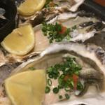 座空 - 生牡蠣