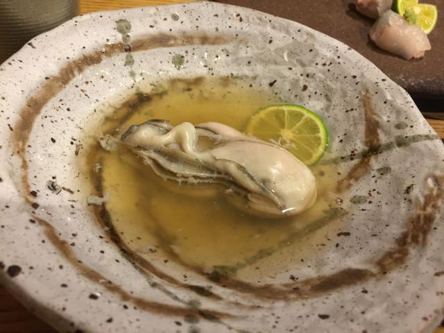 すぎ乃 新大宮店 - 生牡蠣