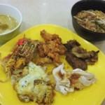 45524490 - 料理13「惣菜&ラーメン&カレー」
