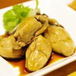 喜臨軒 - 牡蠣醤油漬け