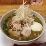 創新柳麺 健美堂 - 黄金豚骨味噌柳麺~Hiroshima