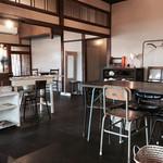 ao cafe - 雰囲気がとても素敵です